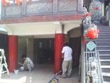 高雄油漆(07)588-8888 廟宇油漆彩繪