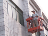 高雄油漆(07)588-8888  外牆防水,彈性水泥漆,高空油漆,防水